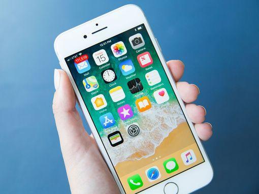 Настройка и обучение основам работы с iPhone и iPad